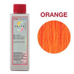 CHI Ionic Shine Shades Liquid Color ORANGE (Цветная добавка Оранжевый) - Жидкая краска для волос