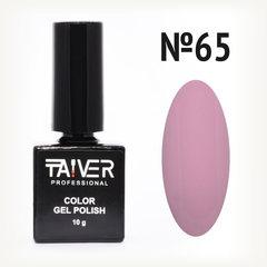 Гель-лак TAIVER 65