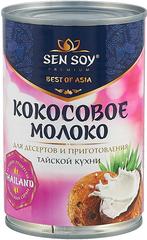 Кокосовое молоко Sen Soy 7% 400 мл