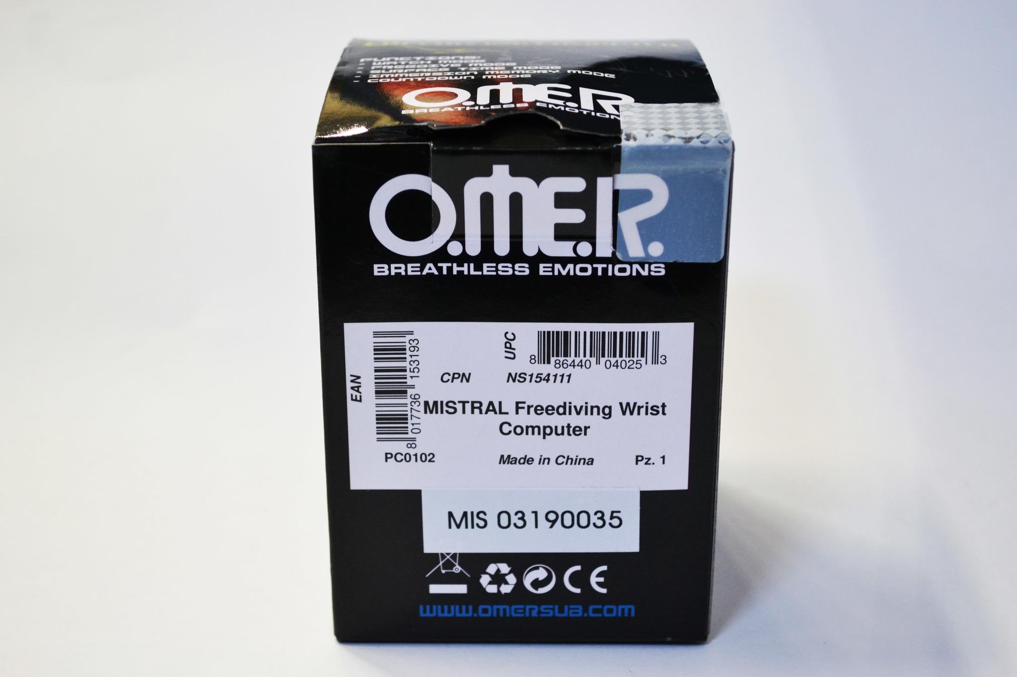 Компьютер Omer Mistral