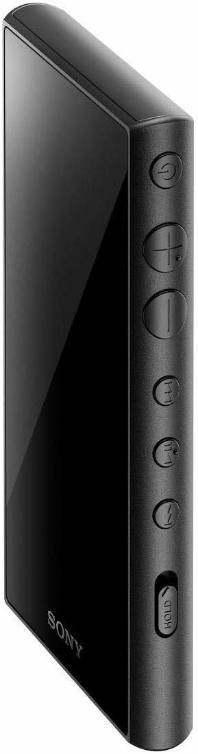 Sony NW-A105B Hi-Res плеер, 16Gb, цвет чёрный