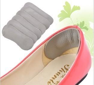 Кожаные запяточники от натирания обуви, 1 пара