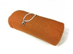 Подушка для гамака из льна терракотовая RGP2