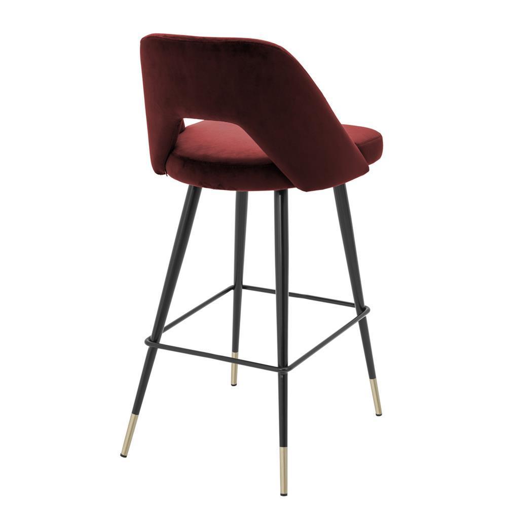 Барный стул Eichholtz 112052 Avorio