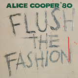 Alice Cooper / Flush The Fashion (Coloured Vinyl)(LP)