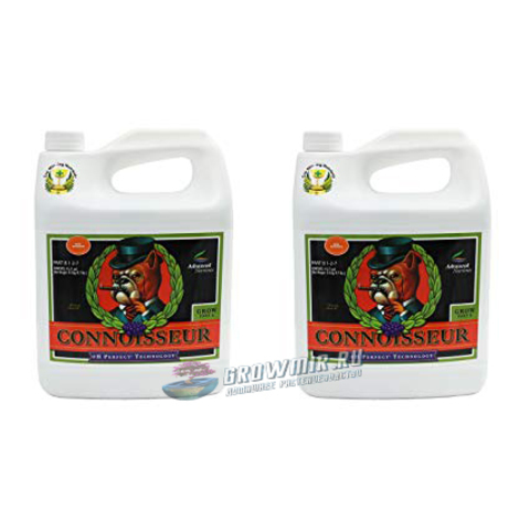 Advanced Nutrients pH Perfect Connoisseur Grow Parts A & B (5л)