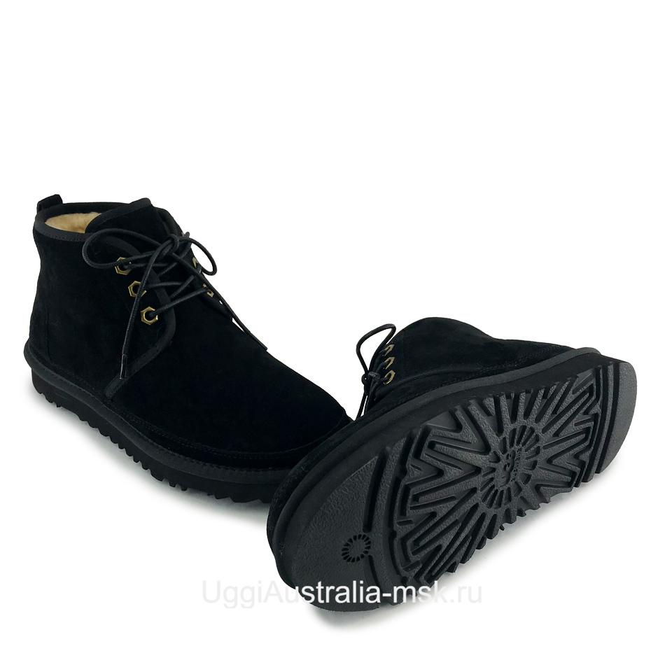 UGG Womens Neumel Black
