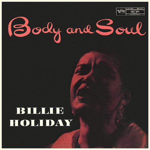 Billie Holiday / Body And Soul (LP)