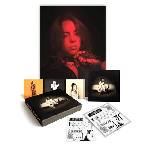 Billie Eilish / When We All Fall Asleep, Where Do We Go? (Deluxe Edition)(CD)