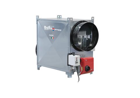 Теплогенератор подвесной Ballu-Biemmedue FARM 145T (230V-3-50/60 Hz)