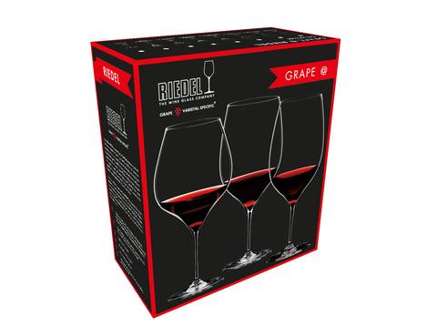 Набор из 2-х бокалов для вина Pinot Noir/Nebbiolo 700 мл, артикул 6404/07. Серия Grape