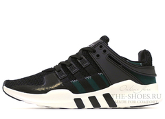 Кроссовки Мужские ADIDAS Equipment Support ADV Black Green White