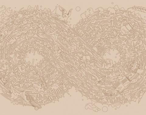 Панно Tres Tintas Art Gallery GA004CB, интернет магазин Волео