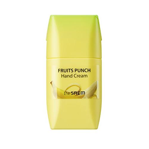 СМ Fruits Крем для рук банановый пунш Fruits Punch Banana Hand Cream 50ml