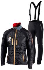 Лыжный костюм женский Stoneham Warm Up Pro dressed разминочный