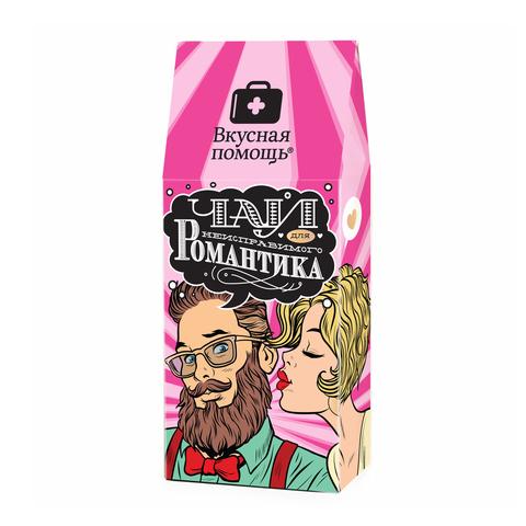 Черный чай «Для неисправимого Романтика» 50 гр