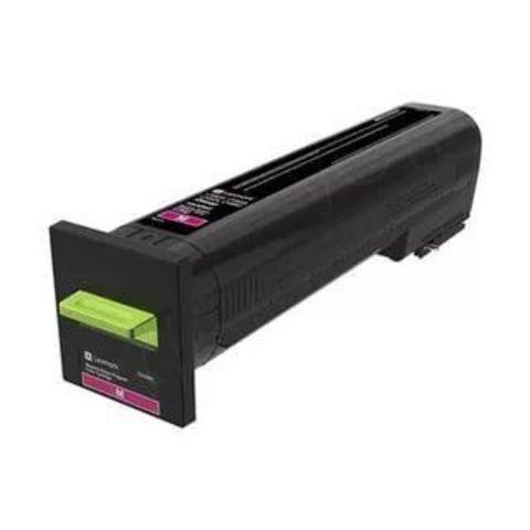 Картридж для принтеров Lexmark CS820/CX820/CX825/CX860 пурпурный (magenta). Ресурс 8000 стр (72K50M0)