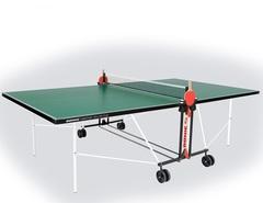 Теннисный стол Donic Indoor Roller FUN (зеленый)