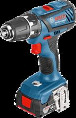 Аккумуляторная дрель-шуруповёрт Bosch GSR 14,4-2-LI Plus Professional