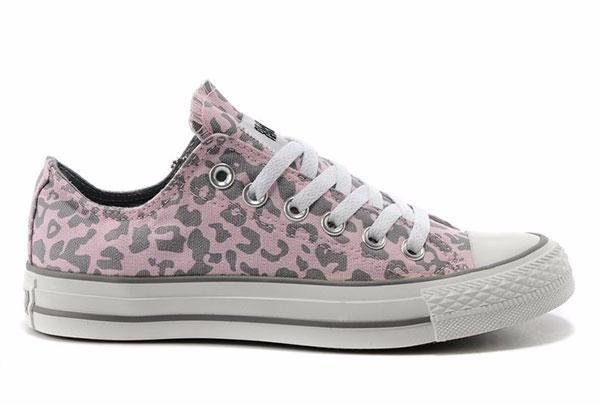 CONVERSE CHUCK TAYLOR ALL STAR LOW LEOPARD (012)