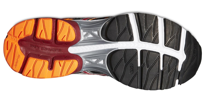 Мужские кроссовки для бега Asics Gel-Pulse 7(T5F1N 9026) черные фото
