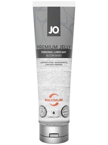 Универсальный лубрикант на силиконовой основе JO PREMIUM JELLY - MAXIMUM 120 мл