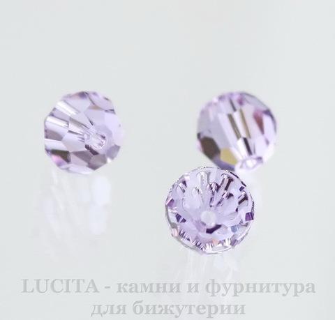 5000 Бусина - шарик с огранкой Сваровски Violet 6 мм ()