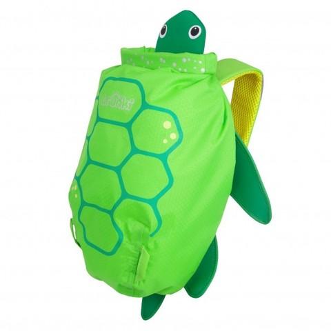 Черепаха Шелдон: детский рюкзак для бассейна Trunki