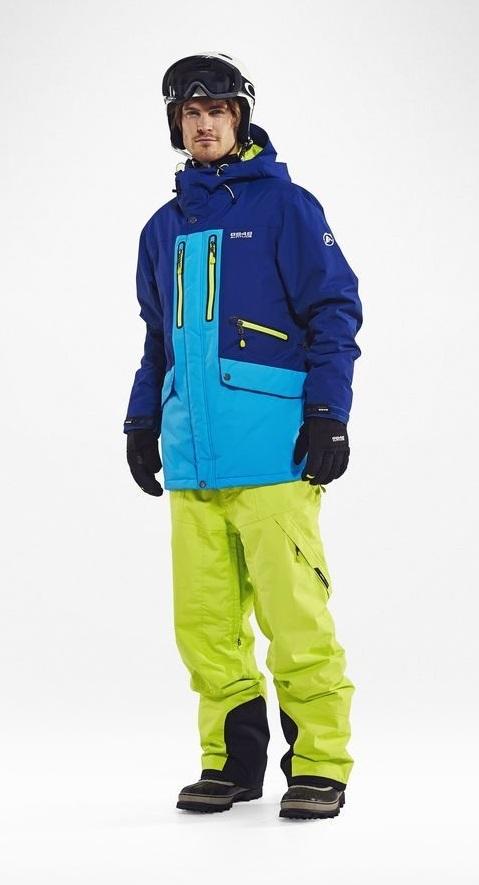 Горнолыжный костюм мужской 8848 Altitude Ledge/Base 67 (multi) модель