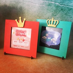 Фоторамки с короной