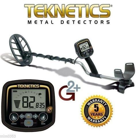 Металлоискатель TEKNETICS G2+ 11