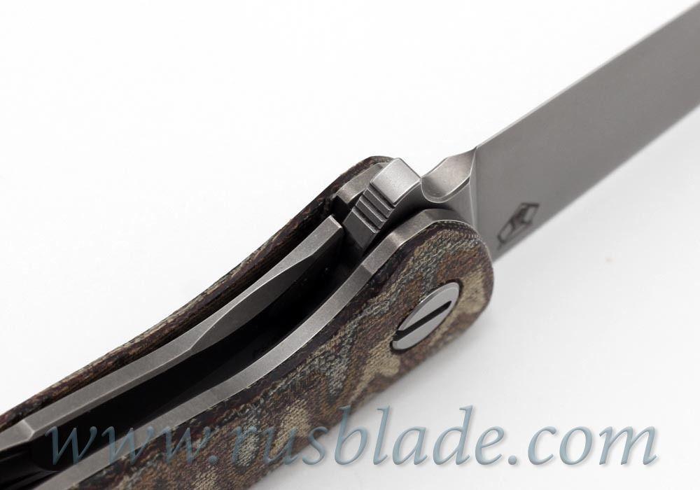 Shirogorov F3 M390 Python 3D Rare