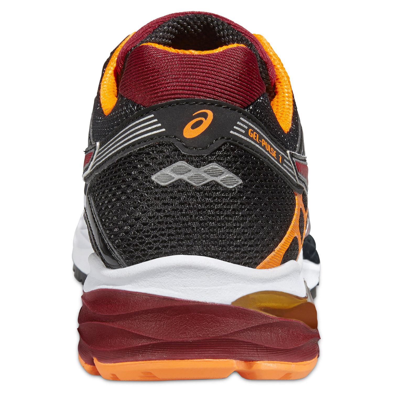 Мужские беговые кроссовки Asics Gel-Pulse 7(T5F1N 9026) черные фото