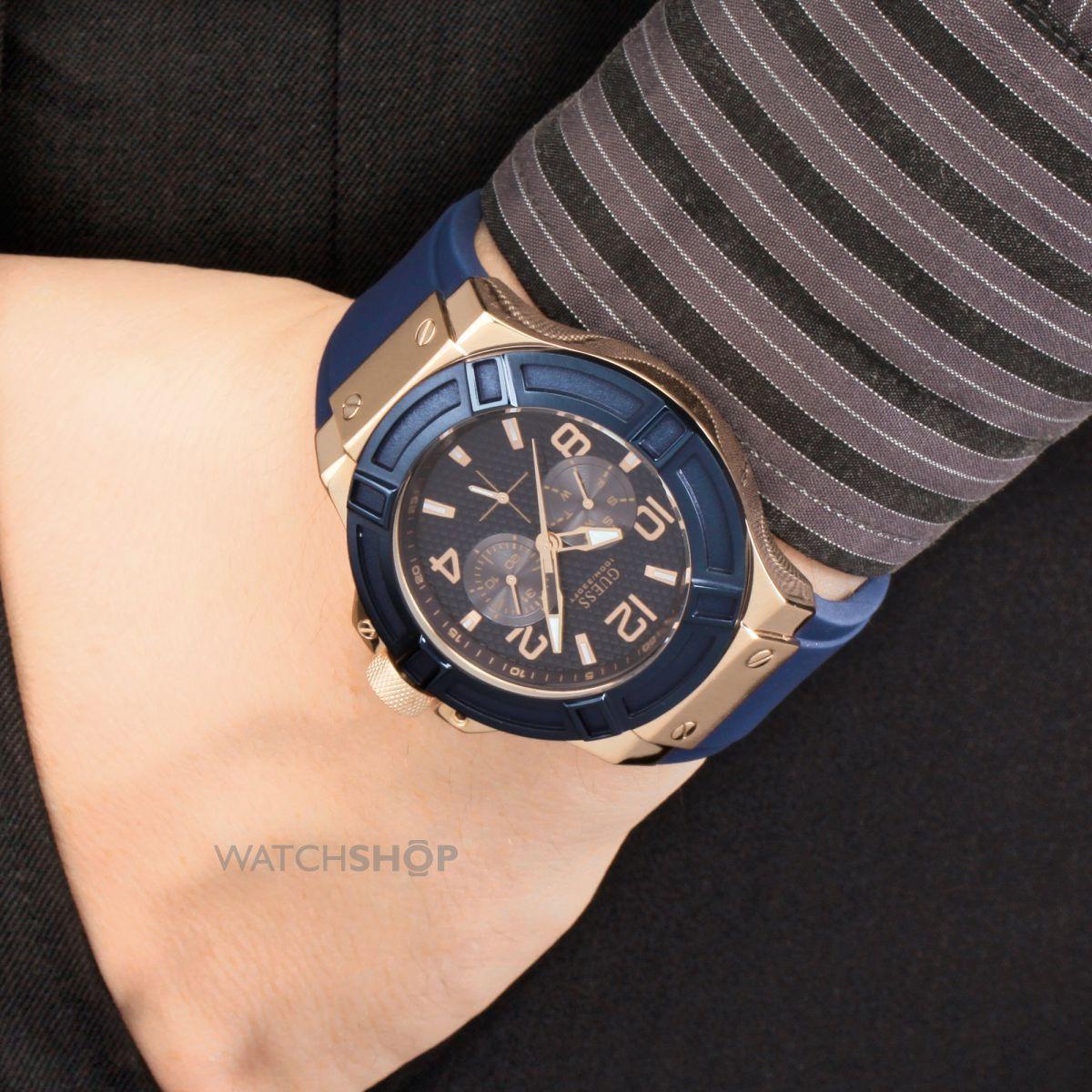 6e6d051b189b Наручные часы Guess Sport Steel W0247G3- купить по цене 70000.0 в ...
