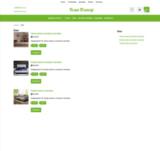 Шаблон интернет магазина - Пленэр
