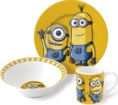 Миньоны Набор керамической посуды — Posuda Minions