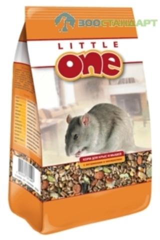 Little One Корм для Крыс 400 гр.