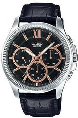 Мужские японские наручные часы CASIO MTP-E315L-1AVDF