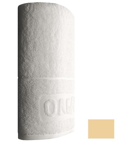 Полотенце 50x100 Vossen Organics светло-желтое