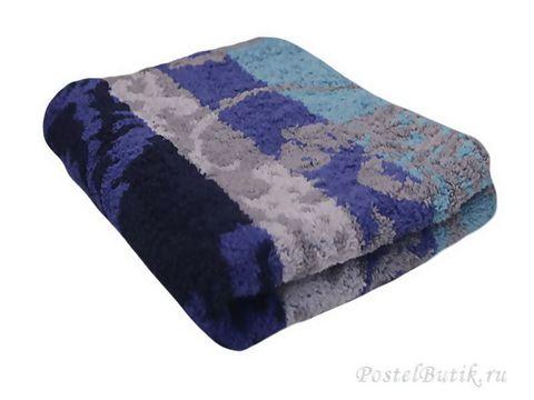 Полотенце 50x100 Cawo Riva голубое