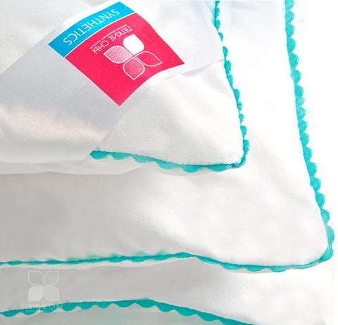 Одеяло Коллекция  Перси теплое микрофибра искусственный  лебяжий пух