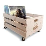 Ящик Для Хранения Пластинок Vinyl Voodoo