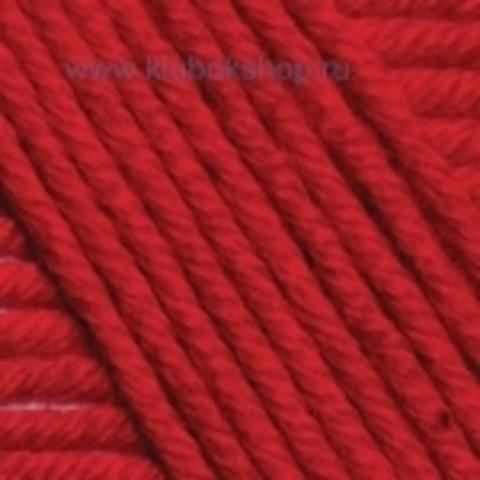 Пряжа Ideal YarnArt Красный 237
