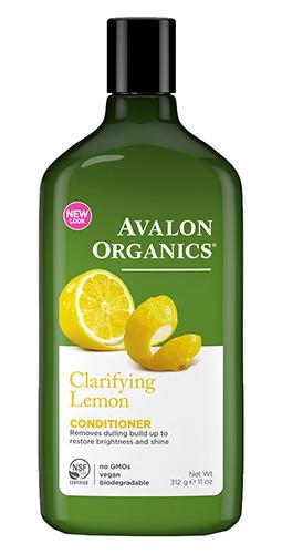 Очищающий кондиционер с лимоном, Avalon Organics