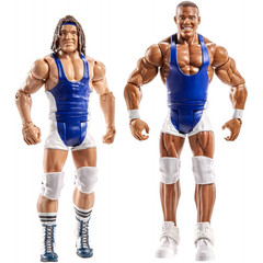 Набор рестлеров Чед Гейбл и Джейсон Джордан  -  Wrestling WWE, Mattel