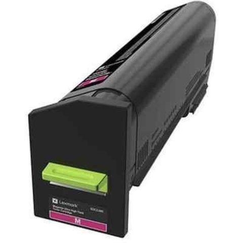 Картридж для принтеров Lexmark CS820/CX820/CX825/CX860 пурпурный (magenta). Ресурс 8000 стр (72K50ME)