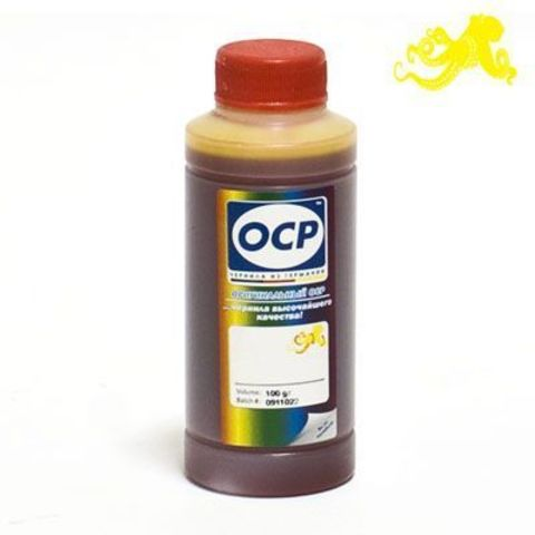 Чернила OCP Y 122 Yellow для Canon CLI-8Y, 100 gr