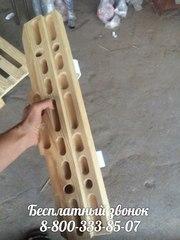 Фингерборд навесной для тренировки хватов (тренажер для скалолазов)