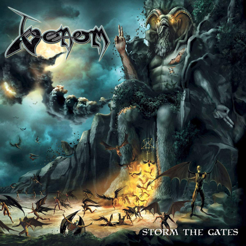 Venom / Storm The Gates (2LP)