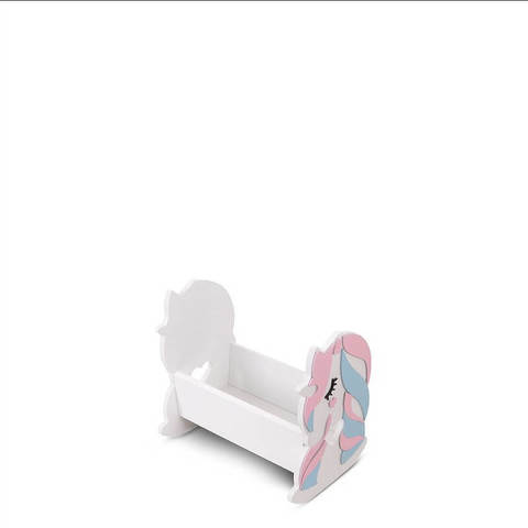 Кроватка-люлька «Единорожек»